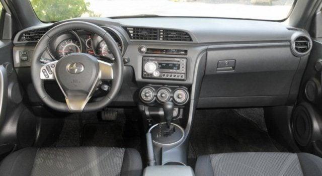 2011 Scion tC interior