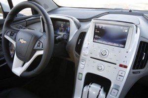 2011 Chevy Volt Interior