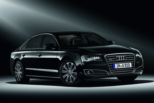 AudiA8LSecurityFrontView