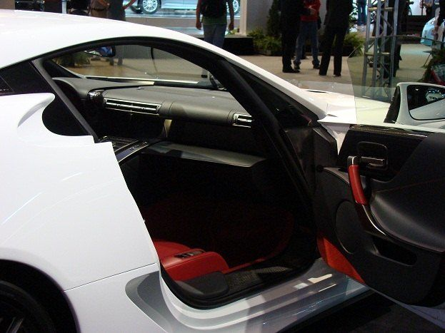 Chris Nagy 2011 Canadian International Auto Show 857 lexus lfa inside