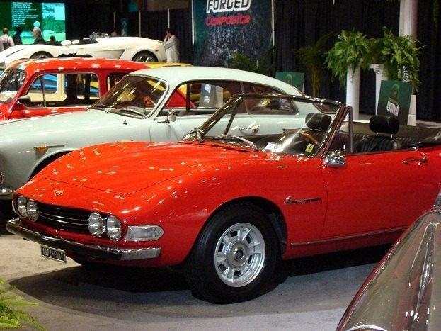 2011 Canadian International Auto Show 994 concorso exotica