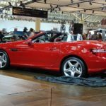 Chris Nagy 2011 Canadian International Auto Show MB SLK