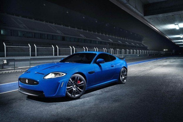 Jaguar XKR-S Unveiled, Takes Spot as Jaguar Performance Leader 16