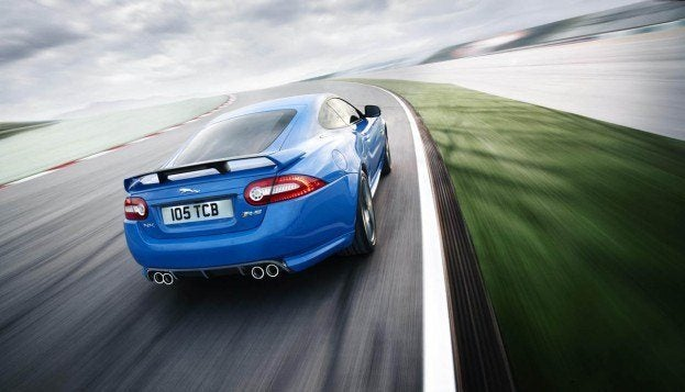 Jaguar XKR-S Unveiled, Takes Spot as Jaguar Performance Leader 17