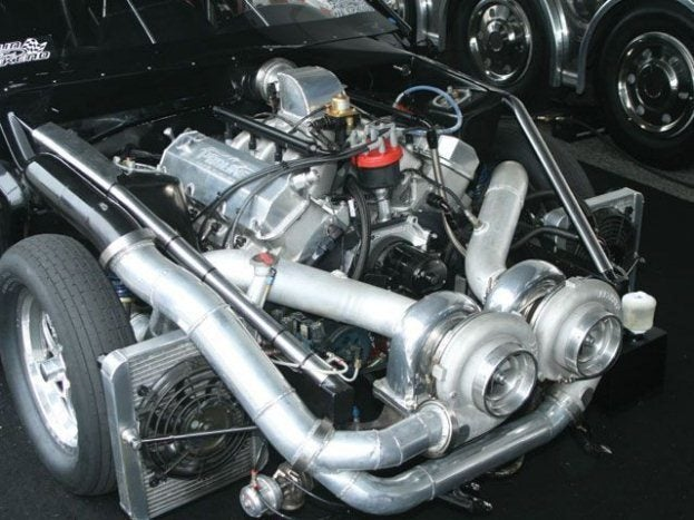 Twin Turbo Big Block