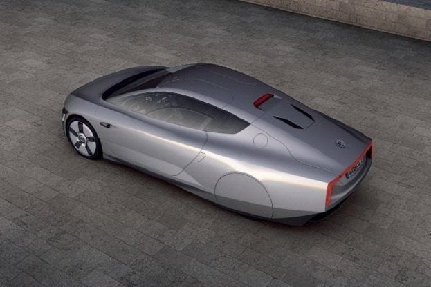 129 MPG Volkswagen XL1 Concept Goes the Distance