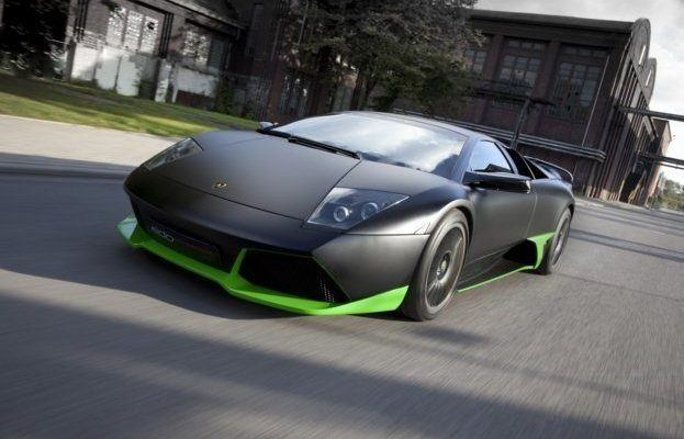 edo Lamborghini Murcielago LP750