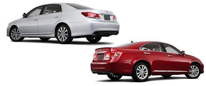 Toyota & Lexus rear