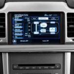 2011 Lincoln MKZ Hybrid LCD