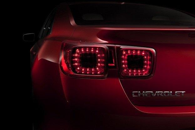 Chevrolet Issues Teaser Video on 2013 Malibu