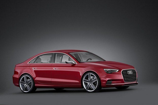 AudiA3ConceptFrontAngle