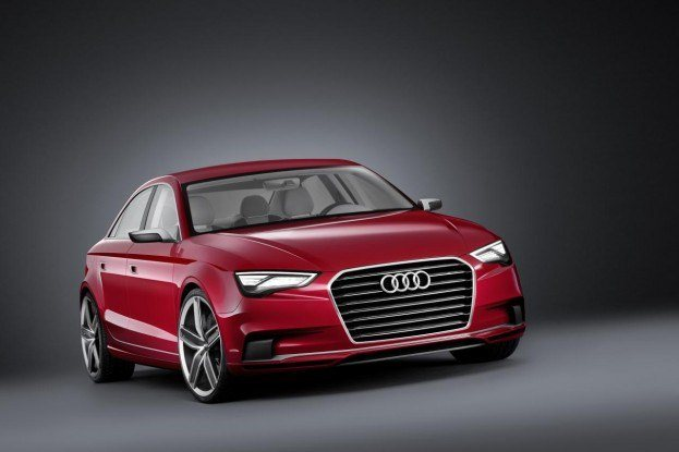 AudiA3ConceptFrontView
