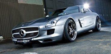 KICHERER Mercedes SLS AMG