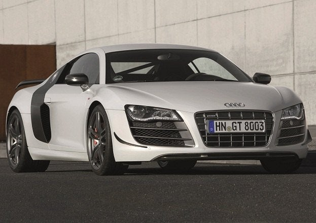 Next Generation 2014 Audi R8 Looks To Ditch Manual
