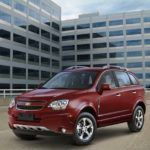 Captive US Fleet Buyers Await Chevy Captiva Sport in 2012