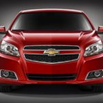 2013ChevyMalibuDirectFront