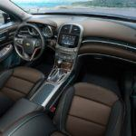 2013ChevyMalibuInteriorOverview