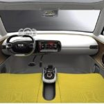 Kia Naimo Concept cockpit