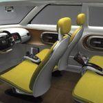 Kia Naimo Concept interior