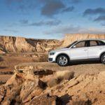 Audi Q3/Standaufnahme