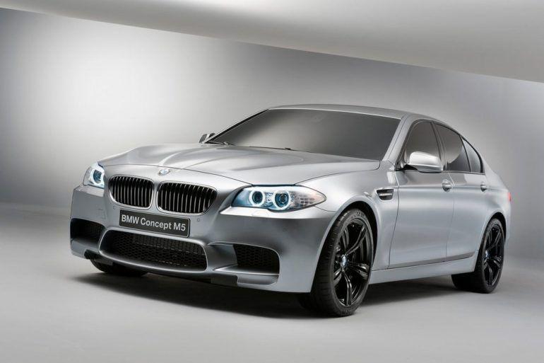 BMW M5 Concept Revealed 25