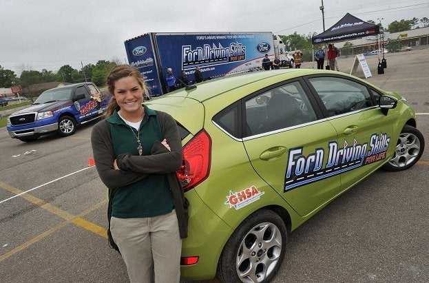 Ford Driving Skills for Life Event Poplarville, Mississippi