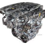 GM LFX Engine 2012 Camaro