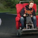 Gas Powered Recliner