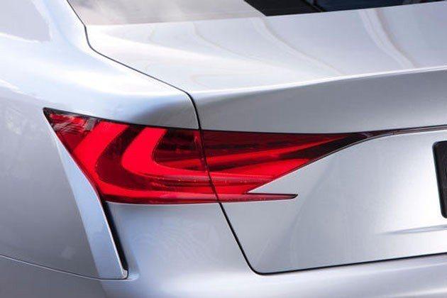 Lexus LF-GH Concept Rear Taillight