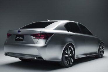Lexus LFGh Concept 019