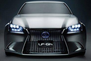 Lexus LFGh Concept 025
