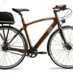 audi duo city hardwood bicycle