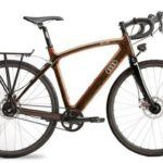 audi duo sport hardwood bicycle