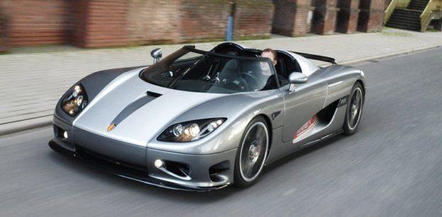 edo Koenigsegg Evolution CCR