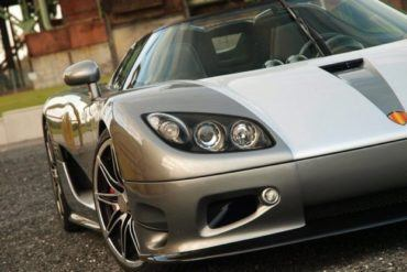 edo Koenigsegg Evolution CCR 10