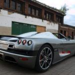 edo Koenigsegg Evolution CCR rear
