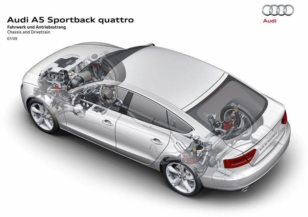 AudiA5SportbackQuattro