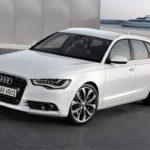 Audi A6 Avant /Standaufnahme