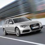 Audi A6 Avant S line/Fahraufnahme