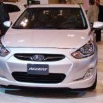 Chris Nagy 2011 CIAS 2012 Hyundai Accent front