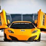 McLaren MP4 12C GT3 1