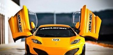 McLaren MP4 12C GT3 1 370x180 - McLaren MP4-12C to Enter GT3 Sports Car Racing