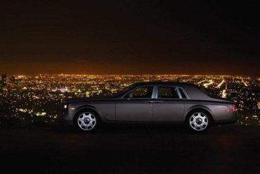 Rolls RoycePhantomSide