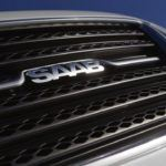 Saab 9-4X Grille