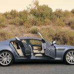 Aston Martin Rapide side open