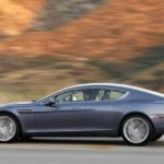 Aston Martin Rapide side