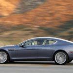 Aston Martin Rapide side