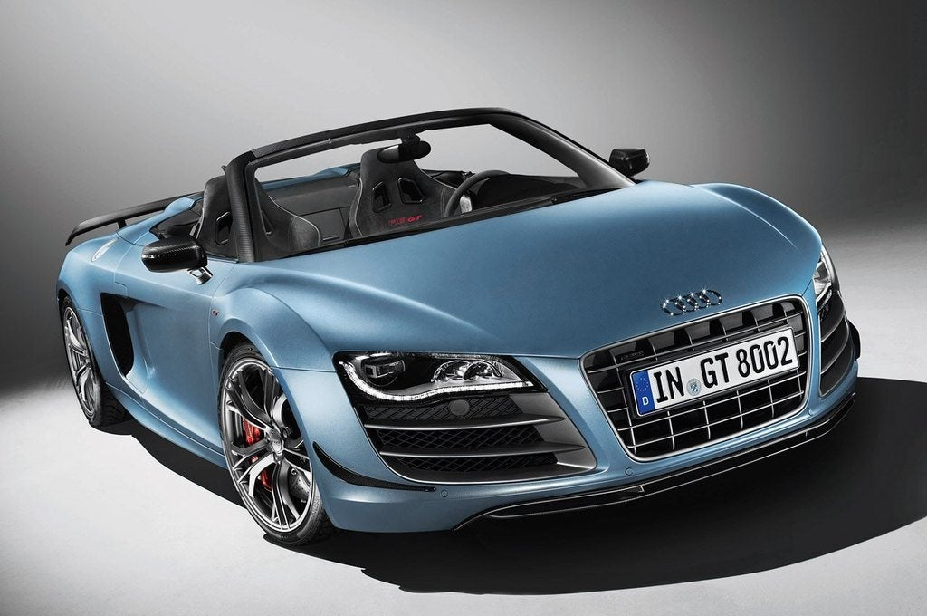 Audi Car Insurance Quote