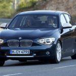 BMW1 SeriesBlueInMotionFront