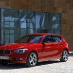 BMW1 SeriesFrontView